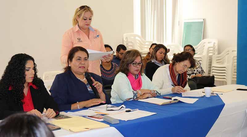 Se llevó a cabo la tercera reunión del Consejo Municipal de la Mujer