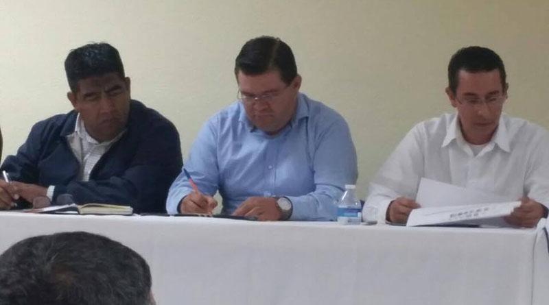 """Se firmó convenio para poner en marcha el programa """"PROAIRE"""" 2016-2017"""