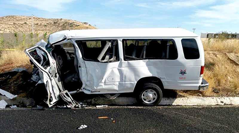 Una mujer fallecida y dos lesionados, saldo de choque en el corredor turístico