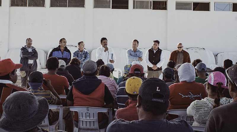 No a la privatización del relleno sanitario, Alcalde de La Paz