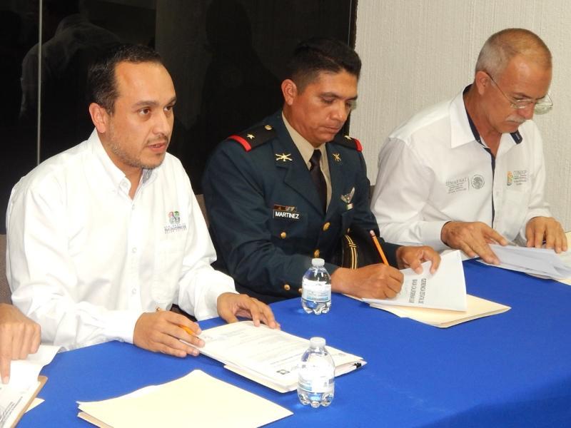 Comité contra incendios forestales avanza en la conservación: RARL