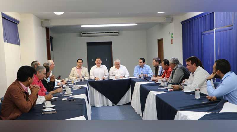 Sector empresarial sumado a las tareas de seguridad y prevención del delito: Álvaro de la Peña