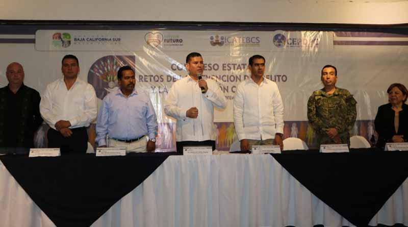 Participación ciudadana, primordial en el combate a la delincuencia: APA
