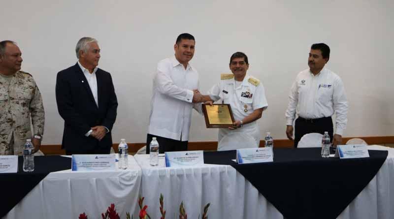 Se suma Gobierno del Estado a reconocimiento de las fuerzas armadas en BCS: APA