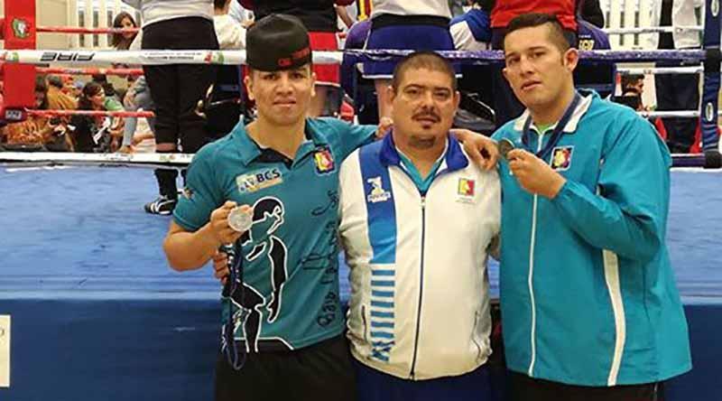 Diego Moreno y Alan Romero repiten subcampeonatos