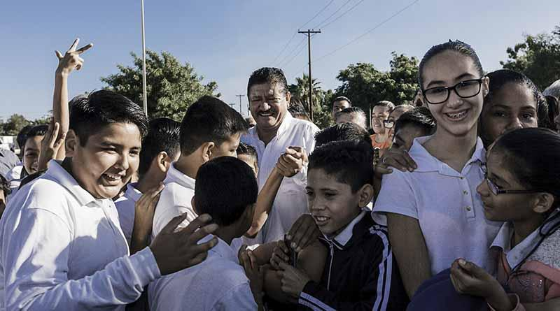 Atender las problemáticas del municipio es nuestra prioridad, Alcalde de La Paz
