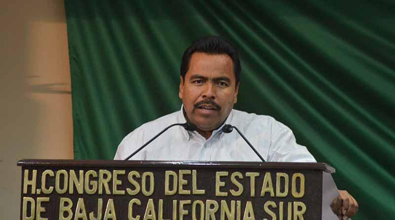 Pide el Dip. Alfredo Zamora García analizar la posibilidad de redireccionar partidas del presupuesto estatal para atender programas sociales