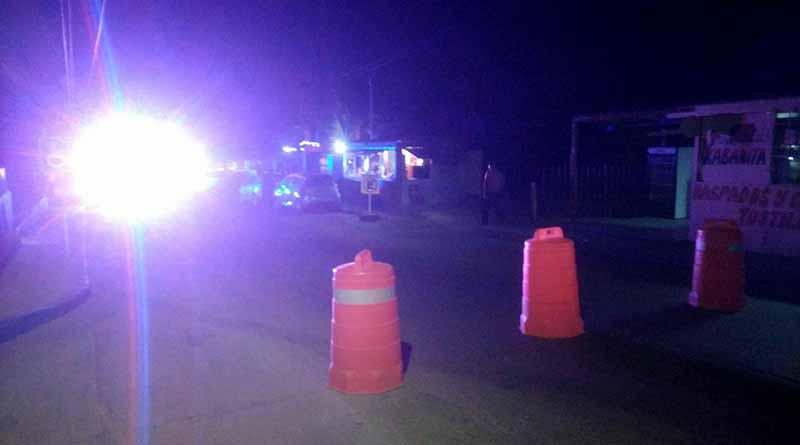 Confirma PGJE dos muertos y dos heridos por dos balaceras en CSL