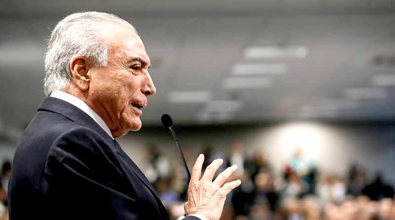 Dimite asesor y amigo de presidente brasileño por caso de corrupción