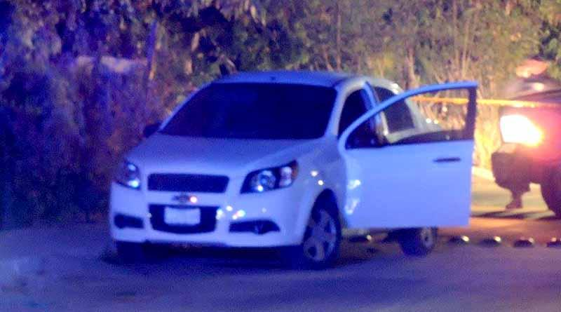Disparan contra vehículo en San Bernabé, pero salen ilesos ocupantes