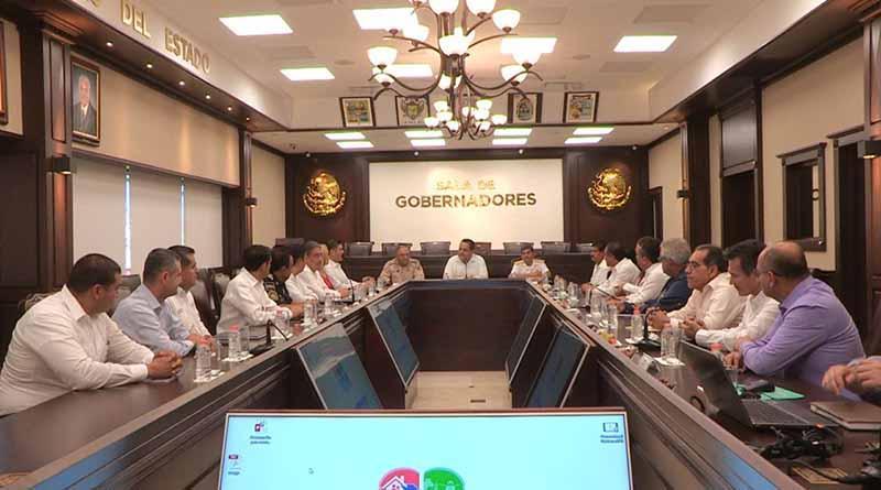 Federación, estado y municipios, juntos por la tranquilidad de BCS: APA