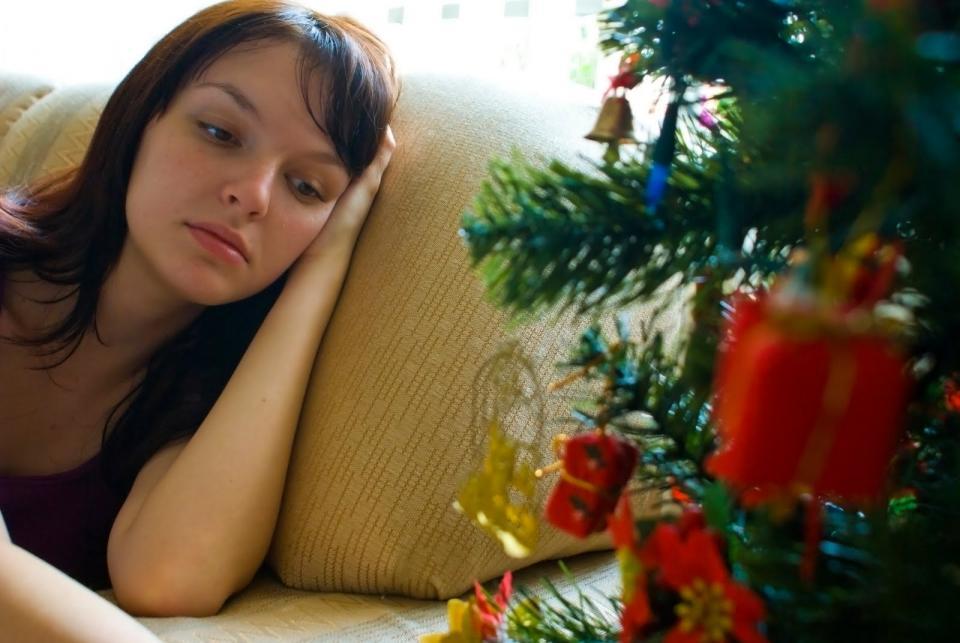 Depresión en la época navideña, un síntoma para estar alerta