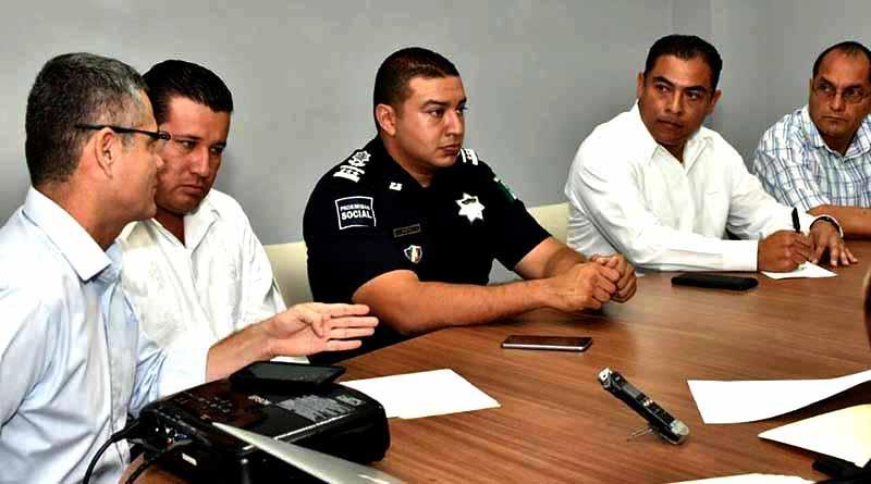 Un hecho la depuración policial en Los Cabos, ayer se dieron de baja 36 elementos: alcalde