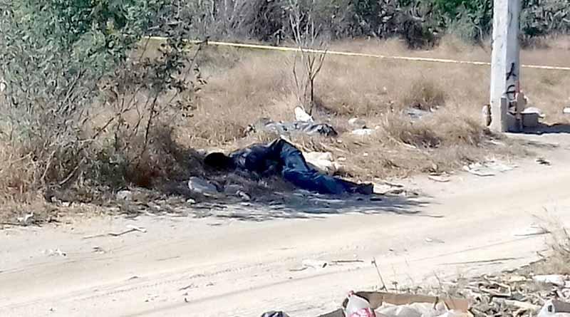 Encuentran muerto de tiro en la cabeza a un hombre en Monte Bello, en San José del Cabo