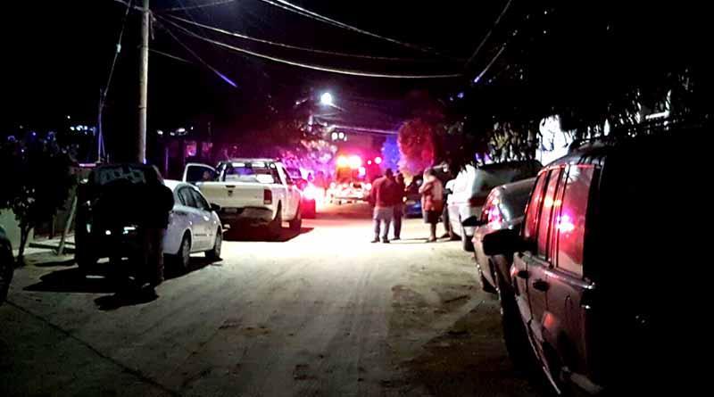 Matan a un hombre a tiros en la colonia Buenos Aires