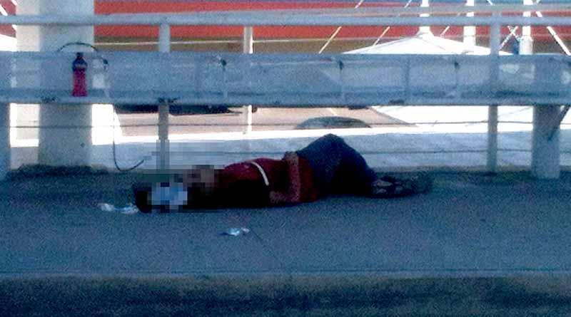 Acribillan a un hombre en parada de autobuses afuera de Chedruai en San José del Cabo