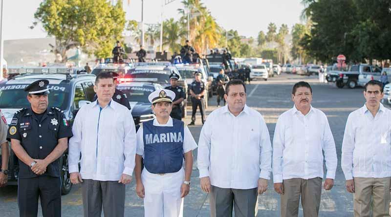 """Inicia Operativo """"Fiestas en Paz"""" en BCS: Carlos Mendoza Davis"""
