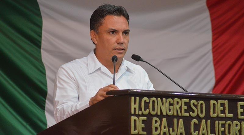 Pide el diputado Joel Vargas acciones para atender problema de seguridad pública en Mulegé