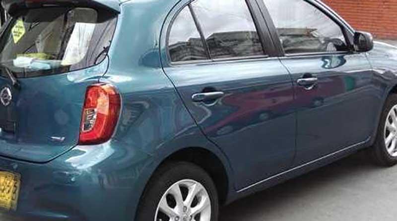 Localiza PGJE autos robados en La Paz y Cd. Constitución