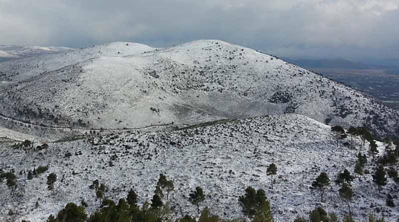 En norte y noreste del país prevén vientos fuertes y caída de nieve o aguanieve