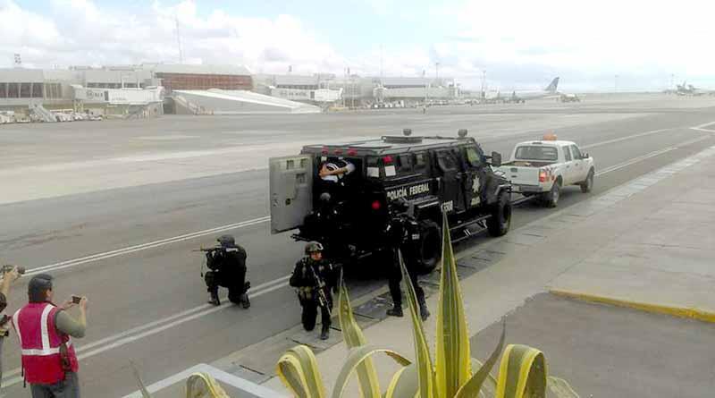 Gobernación presenta protocolo de uso de fuerza de Servicio de Protección Federal