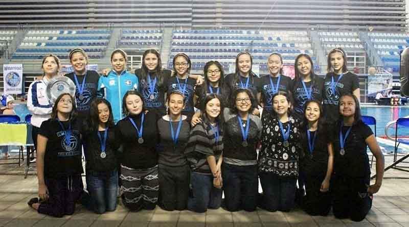 Oro y Plata para Polo Acuático BCS en Torneo de la Amistad