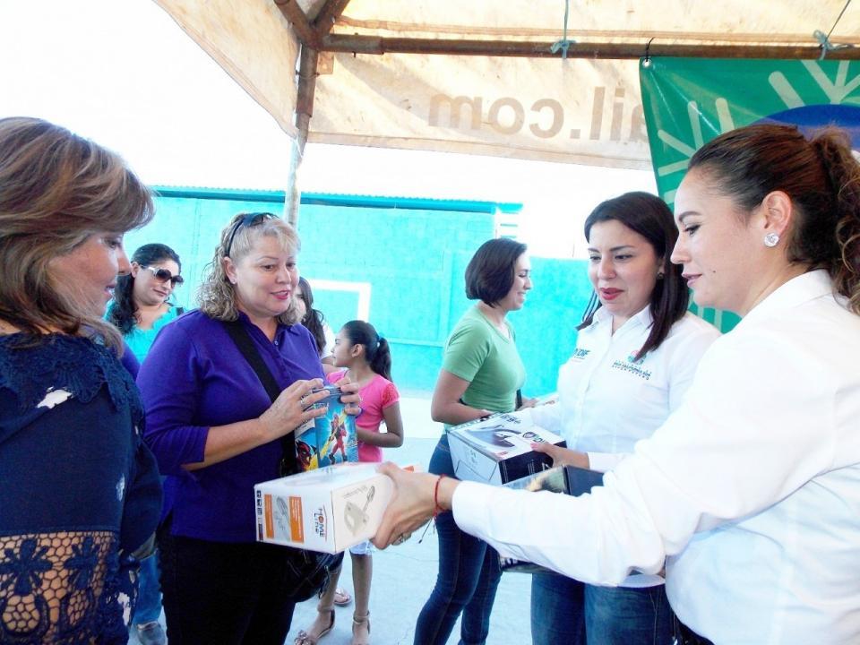 DIF Municipal Comondú ofrece posada a niños de PAMAR