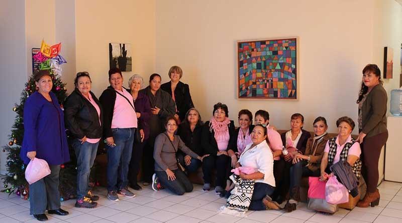 Instituto Municipal de la Mujer benefició a mujeres víctimas de cáncer de mama con prótesis y aditamentos especializados