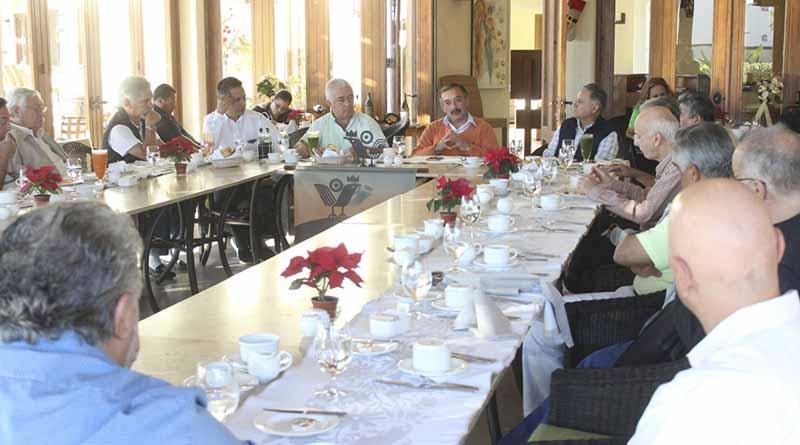 Continuaremos llevando a la mesa de Madrugadores temas de desarrollo social: Jesús Corral