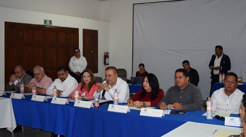 Participa XII Ayuntamiento en la 12a Reunión del Sistema Estatal de Empleo