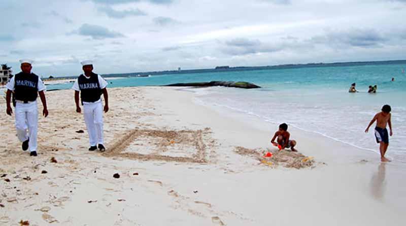"""Inicia en playas de México """"Operación Salvavidas Invierno 2016"""""""