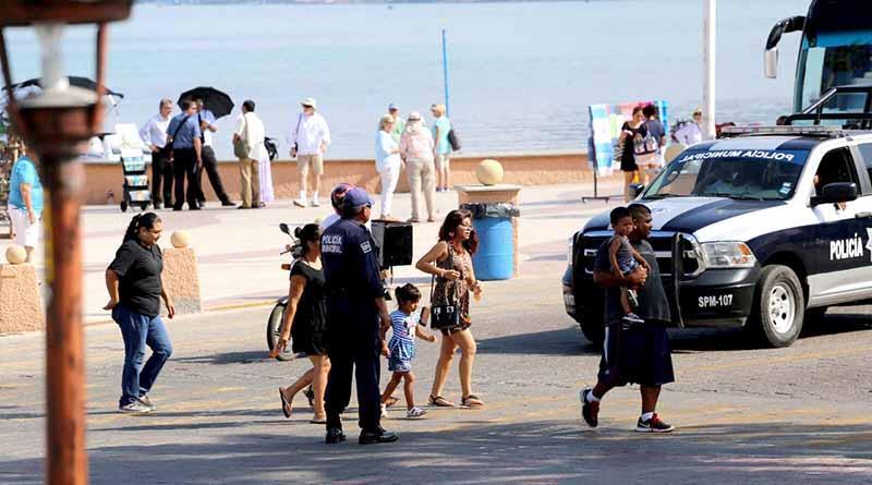 Turistas están seguros en Baja California Sur: Secture