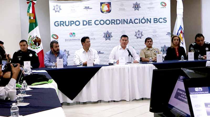 Sacaremos a La Paz de la lista de los 50 municipios más violentos del país: Álvaro de la Peña