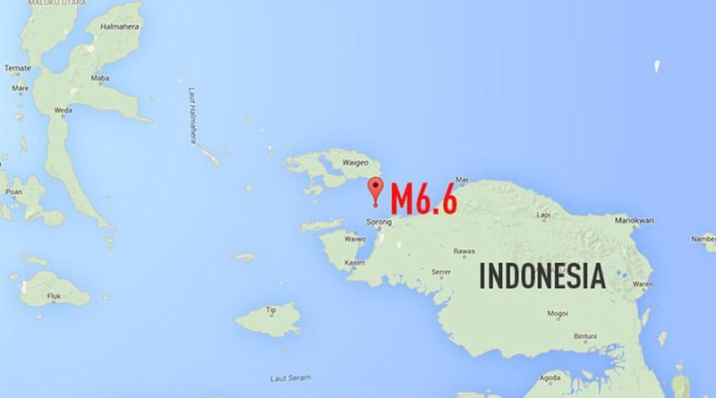 Ascienden a 102 los muertos que causó sismo en Indonesia