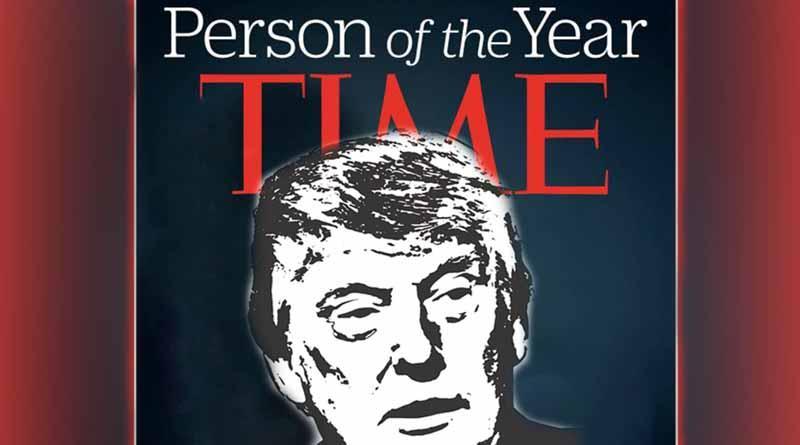 Donald Trump seleccionado como la persona del año: Time