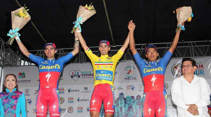 El español Víctor García conquista la Vuelta BCS 2016