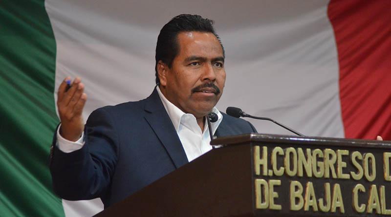 Convoca Diputado Alfredo Zamora García a trabajar en contra de la inseguridad