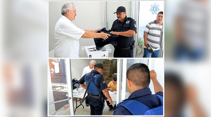 Gobierno de los cabos invirtió más de 7.5 MDP en uniformes para seguridad pública: ARE