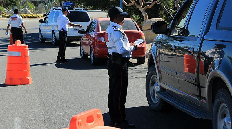 297 Polarizados son retirados en operativo permanente: seguridad pública Los Cabos