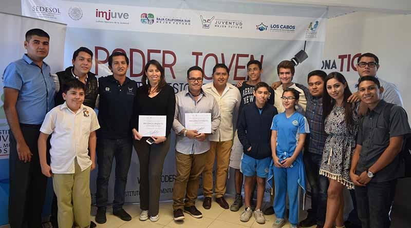 Instituto de la Juventud de Los Cabos lleva a Cabo 4to. Casting de La Red Nacional Poder Joven