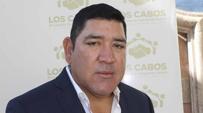 Suma de esfuerzos tres niveles de Gobierno y sociedad para hacer frente al tema de la seguridad en Los Cabos: Celestino Atienzo