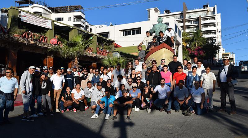 ZOFEMAT realiza con éxito su 1ª. Jornada de limpieza 2017 en la playa el Médano con más de 100 voluntarios
