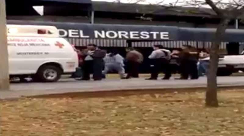 Peña Nieto lamenta hechos ocurridos en un colegio de Monterrey