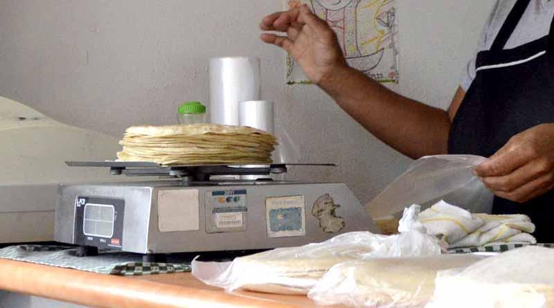 Silencioso aumento al precio de la tortilla; prevén tortillerías otra alza en 5 días: Tortillerías de CSL