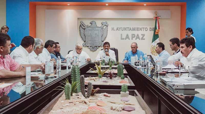Alcalde de La Paz encabeza reunión de Directores del Deporte