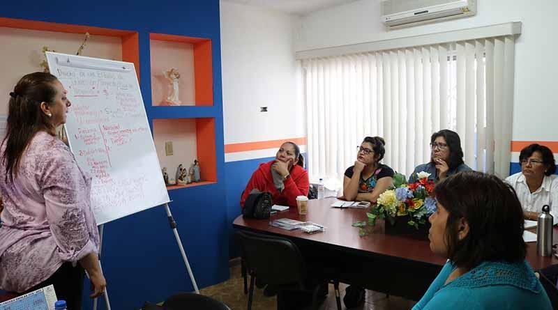 El Instituto Municipal de la Mujer realiza capacitación para la elaboración de proyectos productivos para las mujeres emprendedoras