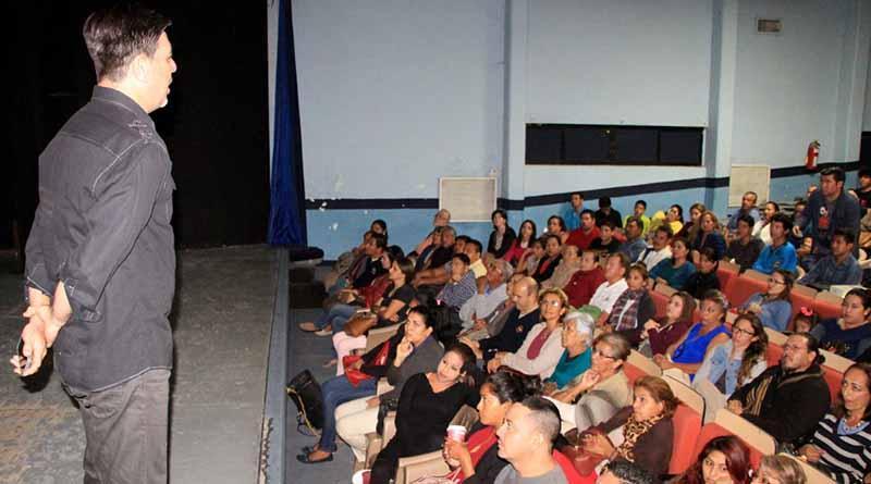 """Gran aceptación tuvo """"Odile el Documental"""" en sala de Cine Club SJC"""