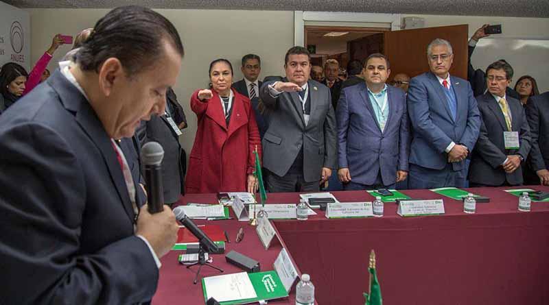 Acreditan oficialmente a la UABCS como nuevo miembro del Consorcio de Universidades Mexicanas