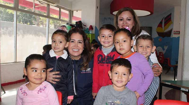Apoyemos acciones que impulsen el bienestar de la niñez