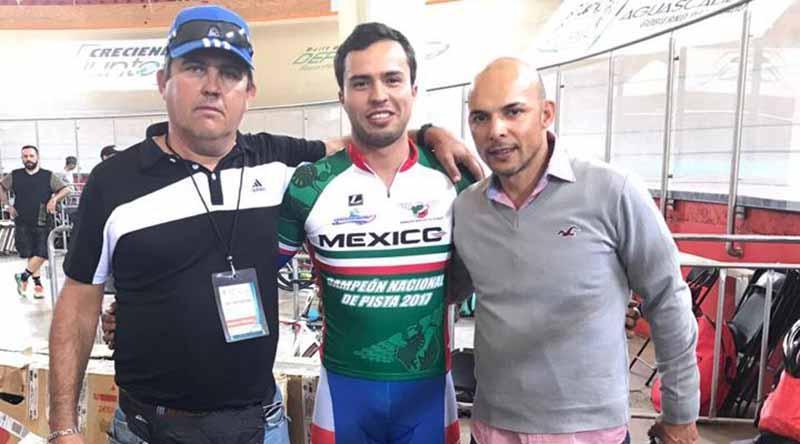 Ismael Verdugo cierra con oro el Nacional de Ciclismo